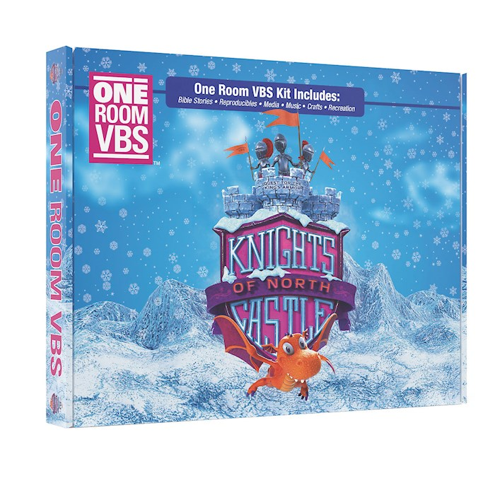 VBS-One Room-Knights Of North Castle Starter Kit (2020) | SHOPtheWORD