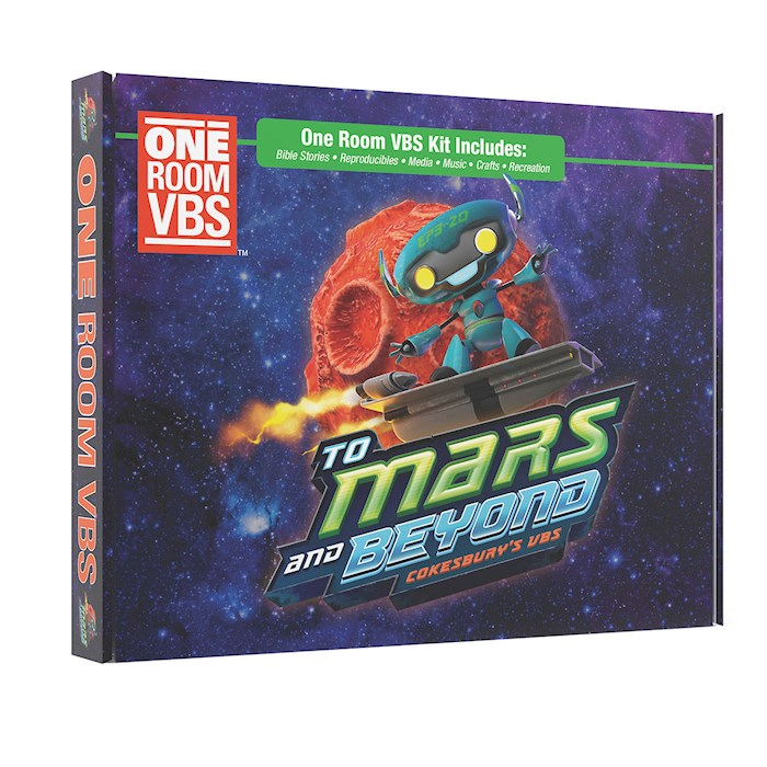 VBS-One Room-To Mars And Beyond Starter Kit (2020) | SHOPtheWORD