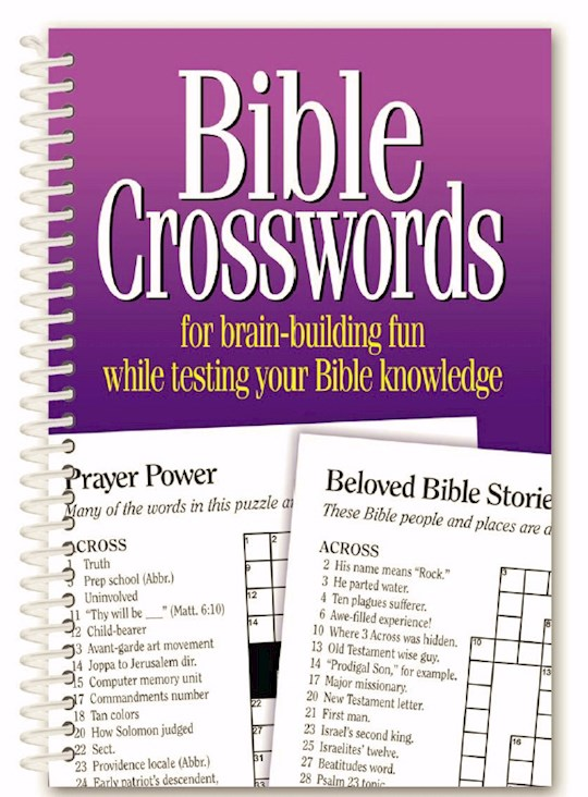 Puzzling Bible Trivia by By Faith Inspired | SHOPtheWORD