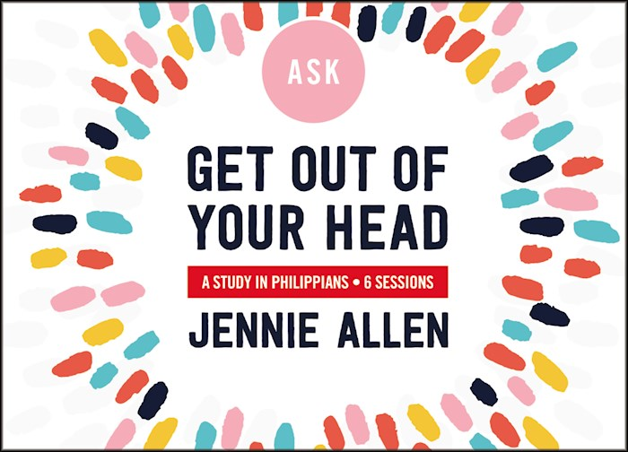 Get Out Of Your Head Conversation Card Deck by Jennie Allen | SHOPtheWORD