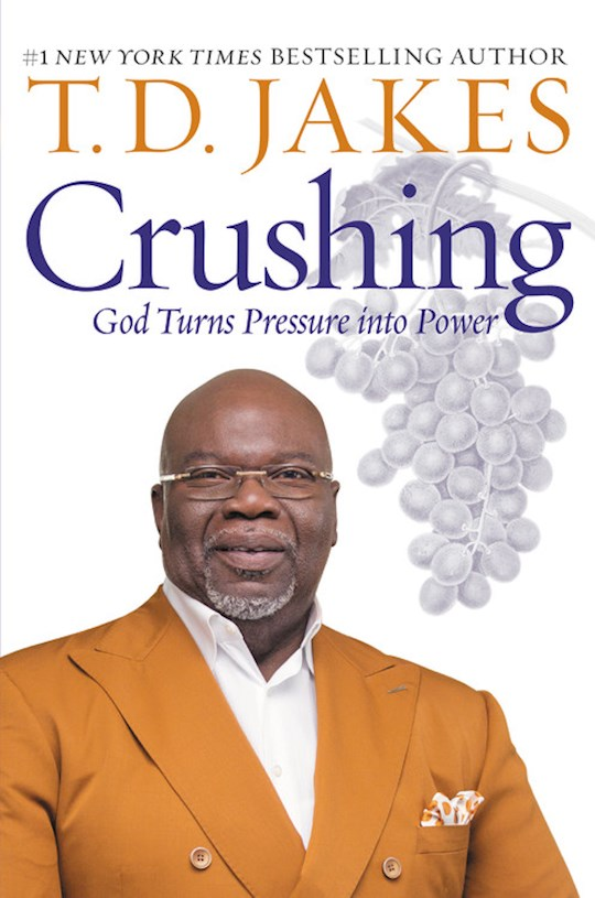 Crushing-Softcover by T. D. Jakes | SHOPtheWORD