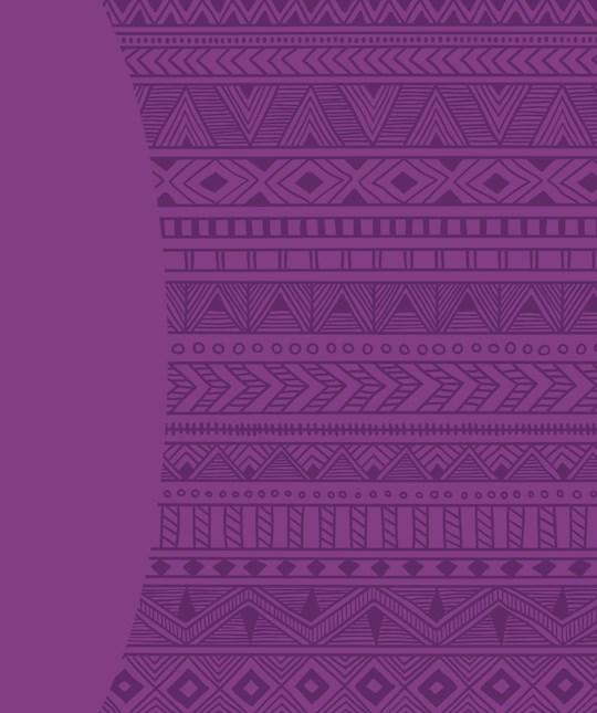 KJV Sword Study Bible/Personal Size Large Print Mosaic Purple Ultrasoft Indexed | SHOPtheWORD