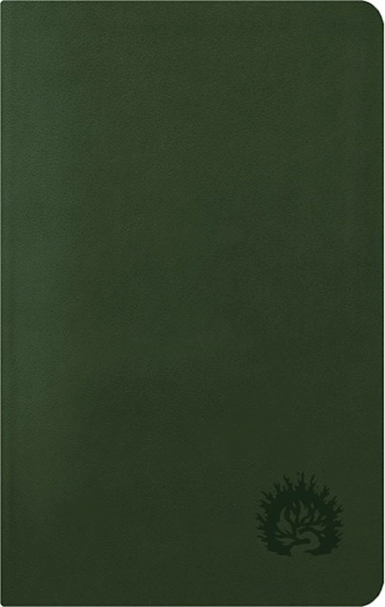 ESV Reformation Study Bible: Condensed Edition-Forest Green Leather-Like | SHOPtheWORD