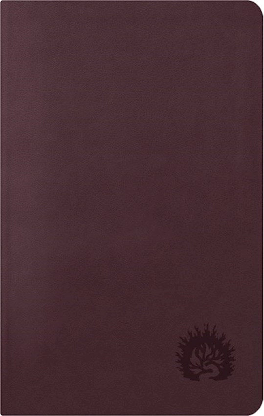 ESV Reformation Study Bible: Condensed Edition-Plum Leather-Like | SHOPtheWORD