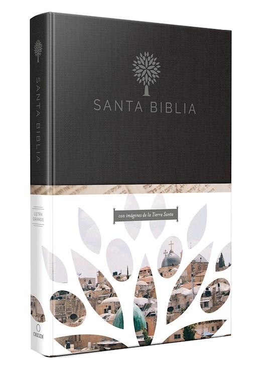 Span-RVR 1960 Holy Bible/Large Print-Hardcover | SHOPtheWORD