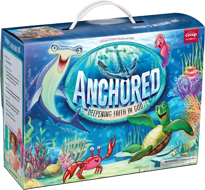 VBS-Anchored Weekend Starter Kit 2020 | SHOPtheWORD