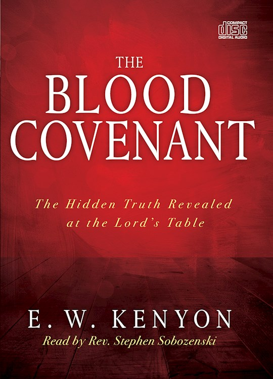 Audiobook-Audio CD-Blood Covenant (2 CDs) by E W Kenyon | SHOPtheWORD