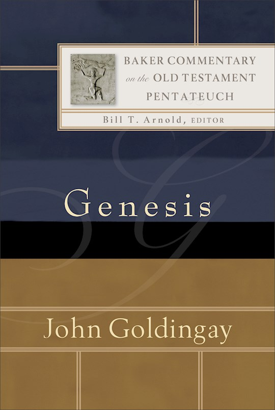 Genesis (Baker Commentary On The Old Testament) by John Goldingay | SHOPtheWORD