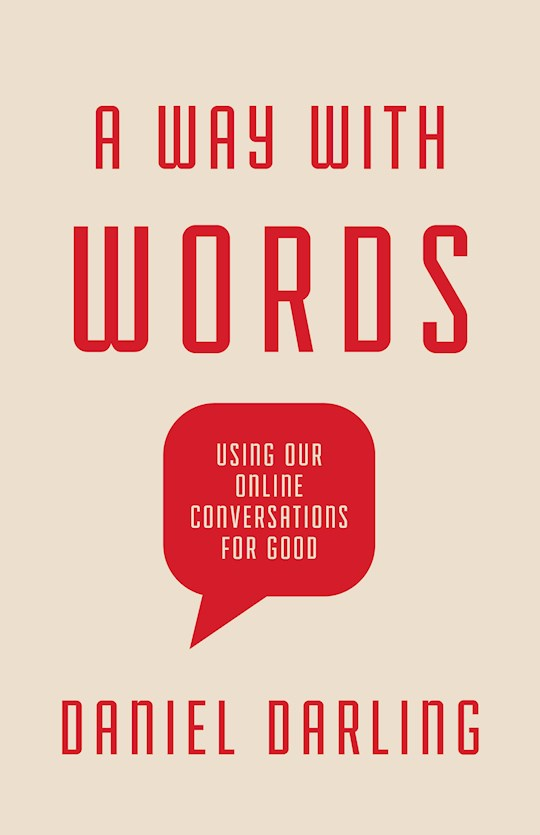 A Way With Words by Daniel Darling | SHOPtheWORD