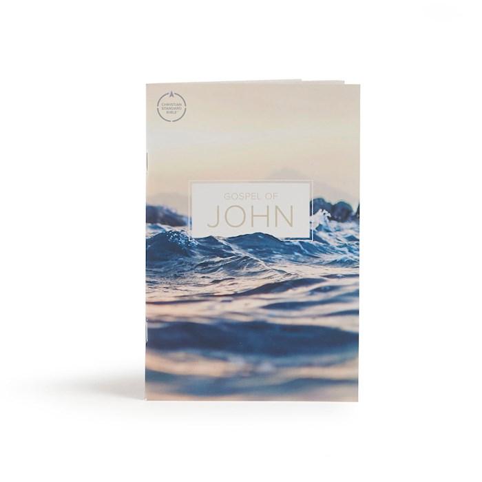 CSB Gospel Of John-Softcover (Aug 2020) | SHOPtheWORD