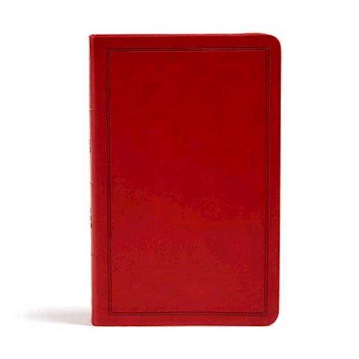 KJV Deluxe Gift Bible-Burgundy LeatherTouch | SHOPtheWORD