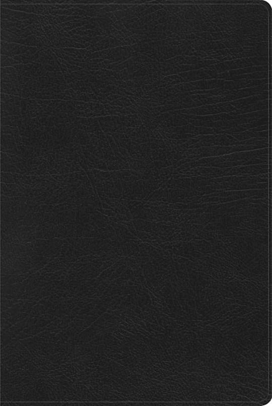 Span-RVR 1960 Rainbow Study Bible (Biblia de Estudio Acro Iris)-Black Imitation Leather (Mar 2021) | SHOPtheWORD