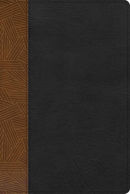 Span-RVR 1960 Rainbow Study Bible (Biblia de Estudio Acro Iris)-Tan/Black Imitation Leather Index(Mar 2021) | SHOPtheWORD