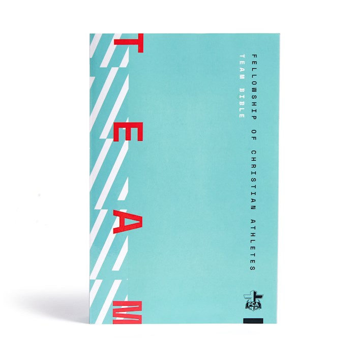 NLT Team Bible (100% Edition)-Softcover | SHOPtheWORD