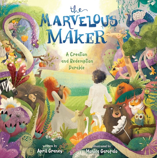 The Marvelous Maker by April Graney | SHOPtheWORD