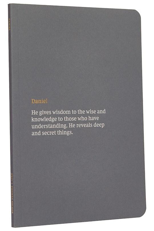 NKJV Bible Journal: Daniel-Softcover   SHOPtheWORD