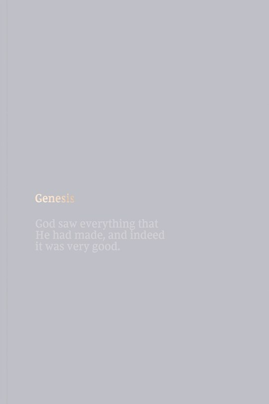 NKJV Bible Journal: Genesis-Softcover | SHOPtheWORD