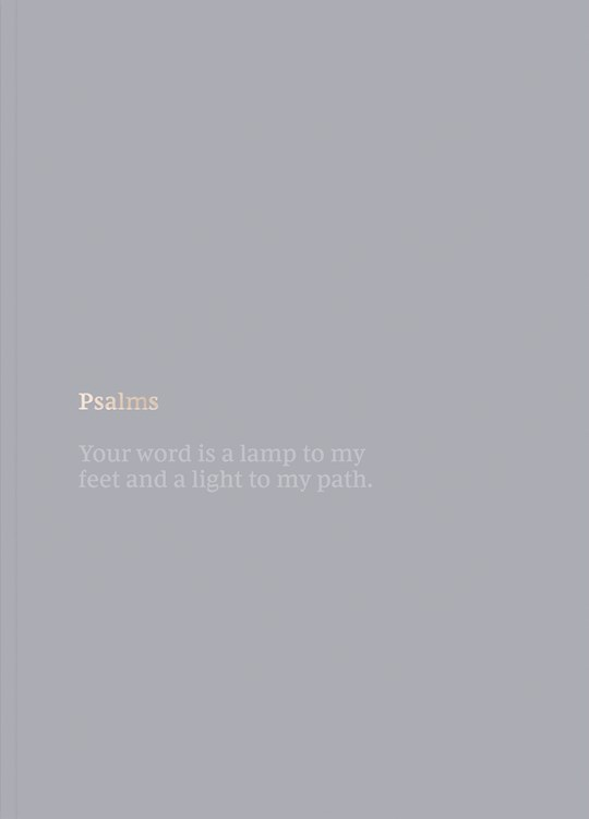 NKJV Bible Journal: Psalms-Softcover | SHOPtheWORD