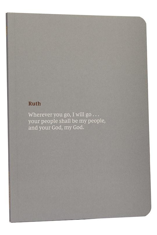 NKJV Bible Journal: Ruth-Softcover | SHOPtheWORD