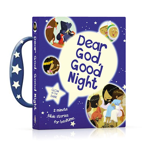 Dear God, Good Night by Nelson Thomas | SHOPtheWORD