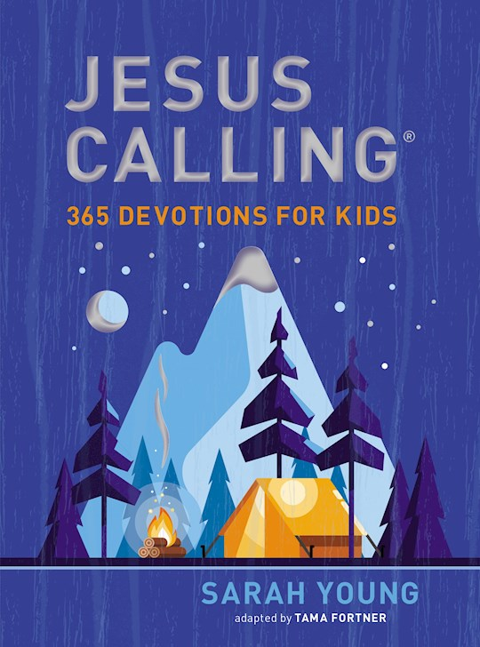 Jesus Calling: 365 Devotions For Kids (Boys Edition) by Sarah Young | SHOPtheWORD