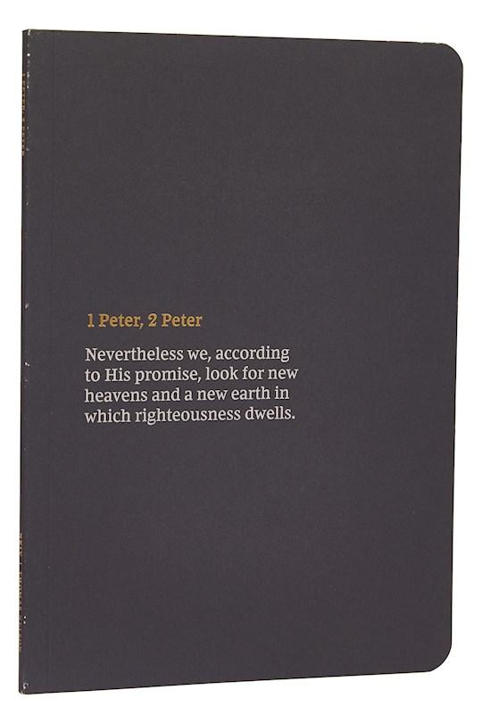 NKJV Bible Journal: 1-2 Peter-Softcover | SHOPtheWORD
