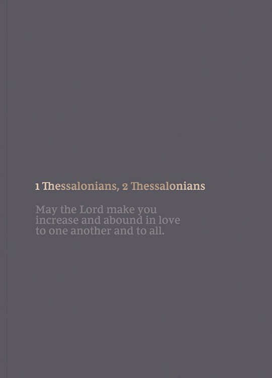 NKJV Bible Journal: 1-2 Thessalonians-Softcover | SHOPtheWORD