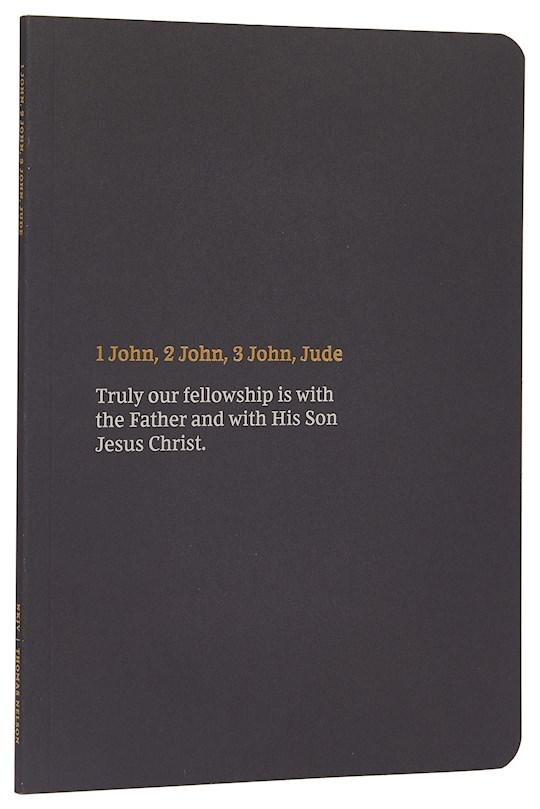 NKJV Bible Journal: 1-3 John, Jude-Softcover | SHOPtheWORD