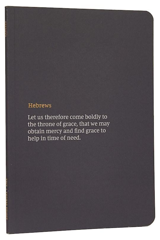 NKJV Bible Journal: Hebrews-Softcover | SHOPtheWORD