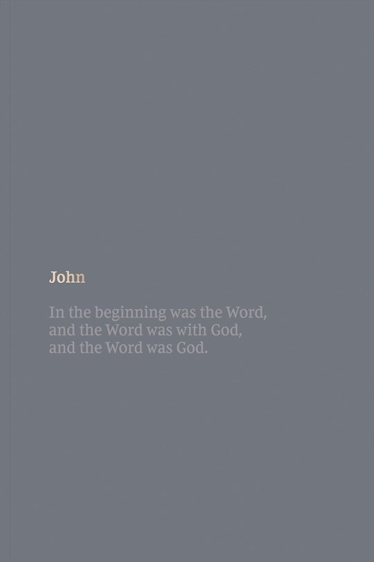 NKJV Bible Journal: John-Softcover | SHOPtheWORD