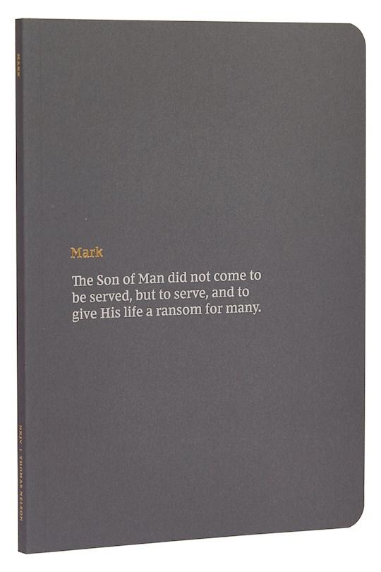 NKJV Bible Journal: Mark-Softcover | SHOPtheWORD