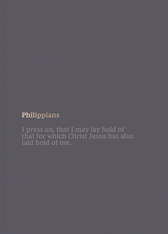 NKJV Bible Journal: Philippians-Softcover | SHOPtheWORD