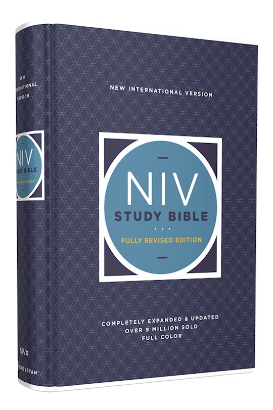 NIV Study Bible (Fully Revised Edition) (Comfort Print)-Hardcover | SHOPtheWORD