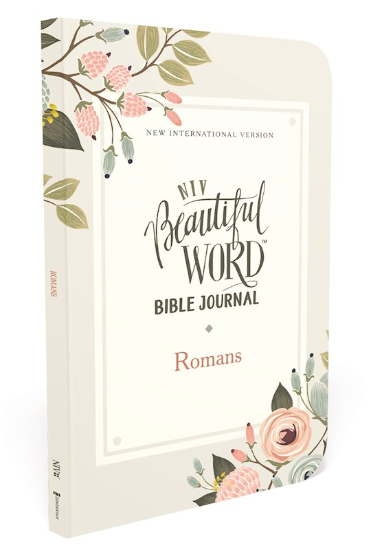 NIV Beautiful Word Bible Journal (Comfort Print): Romans-Softcover | SHOPtheWORD
