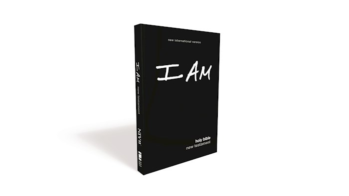 NIV I Am New Testament (Comfort Print)-Softcover | SHOPtheWORD