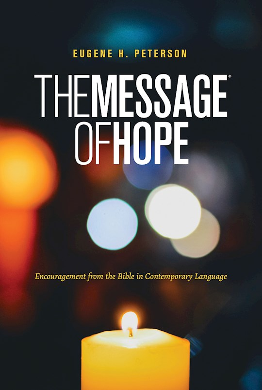The Message Of Hope-Softcover | SHOPtheWORD