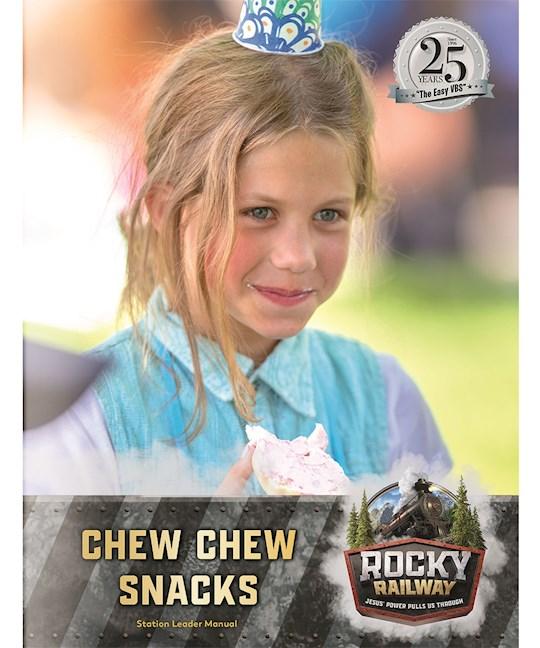 VBS-Rocky Railway-Chew Chew Snacks Leader Manual | SHOPtheWORD
