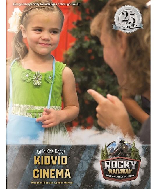 VBS-Rocky Railway-Little Kids Depot KidVid Cinema Leader Manual | SHOPtheWORD