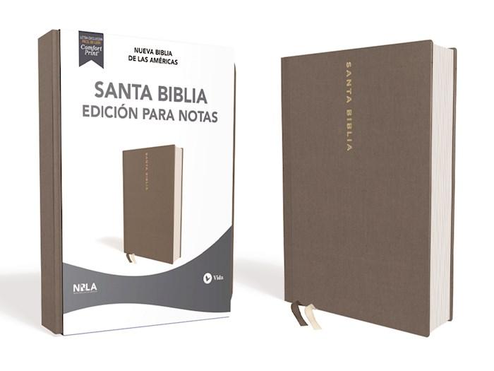 Span-NBLA Journaling Bible (Santa Biblia Edición Para Notas)-Hardcover (Sep) | SHOPtheWORD