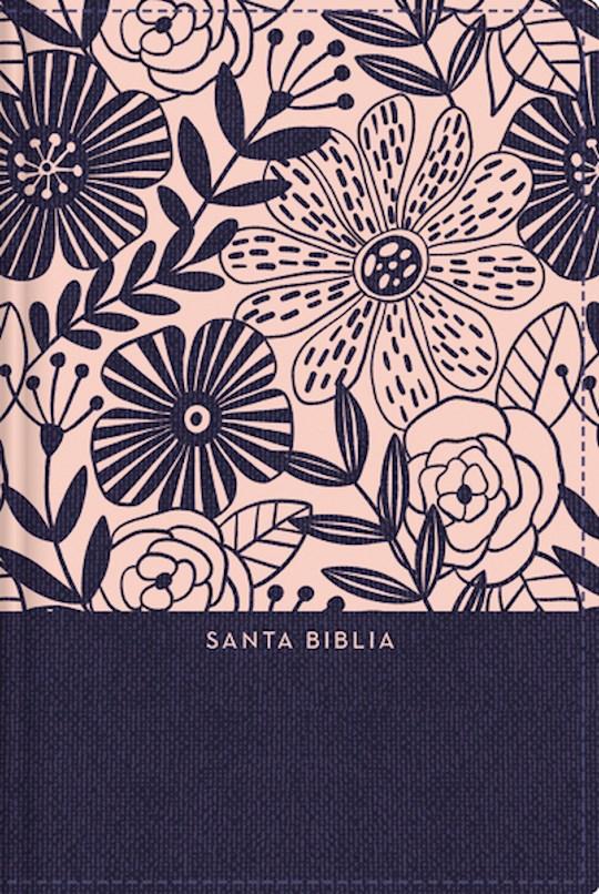 Span-RVR 1960 Large Print Compact Bible (Santa Biblia Letra Grande/Tamano Compacto)-Hardcover Indexed | SHOPtheWORD