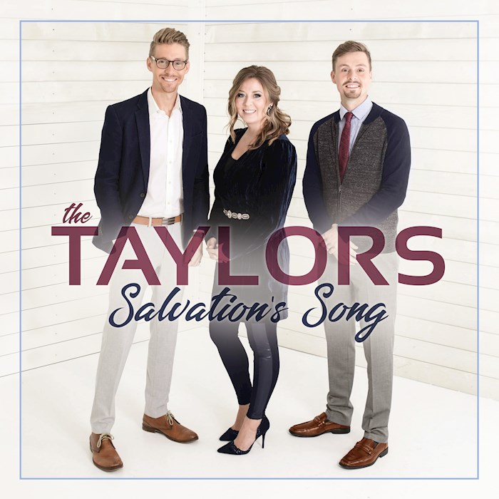 Audio CD-Salvation's Song | SHOPtheWORD