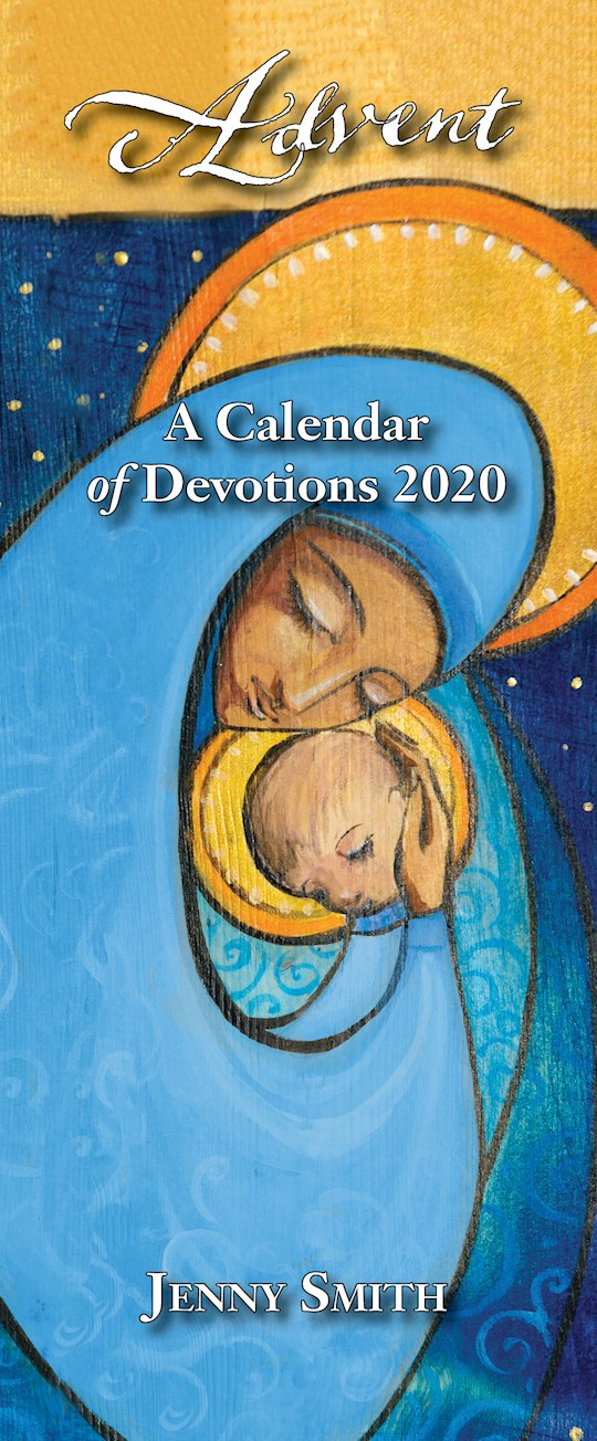 Advent A Calendar Of Devotions 2020 (Pkg Of 10) by Press Abingdon | SHOPtheWORD