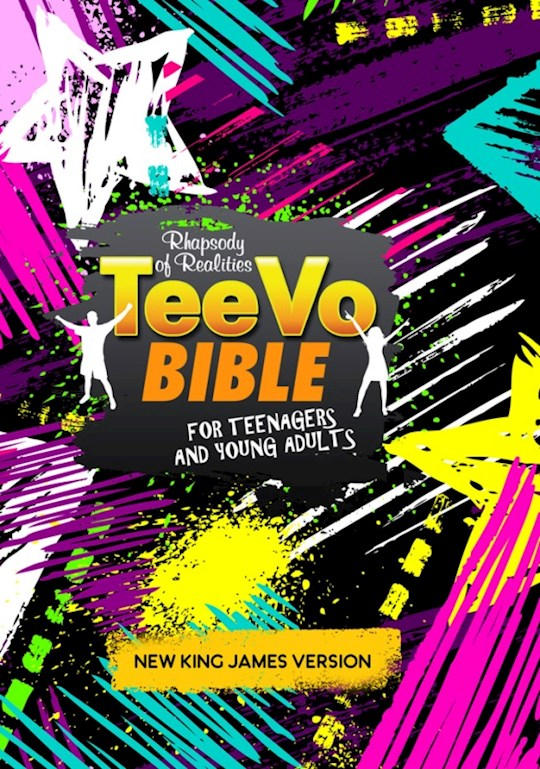 TEEVO BIBLE-Hardback | SHOPtheWORD