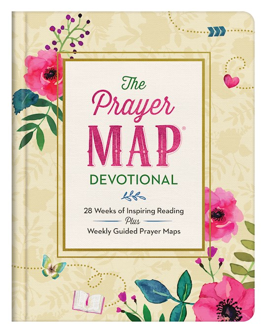 The Prayer Map Devotional by Donna Maltese | SHOPtheWORD
