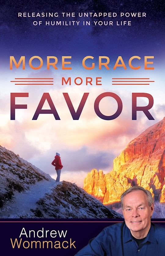 More Grace And Favor by Andrew Wommack | SHOPtheWORD