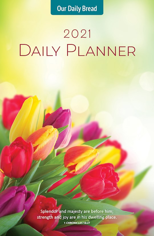Planner-2021-Our Daily Bread Daily Planner | SHOPtheWORD