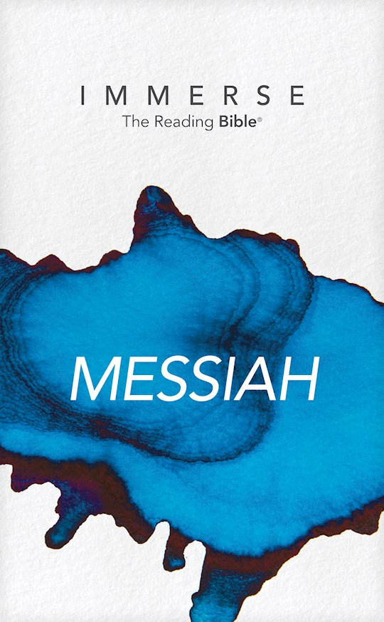NLT Immerse: Messiah-Softcover (Canadian Customers Only) | SHOPtheWORD