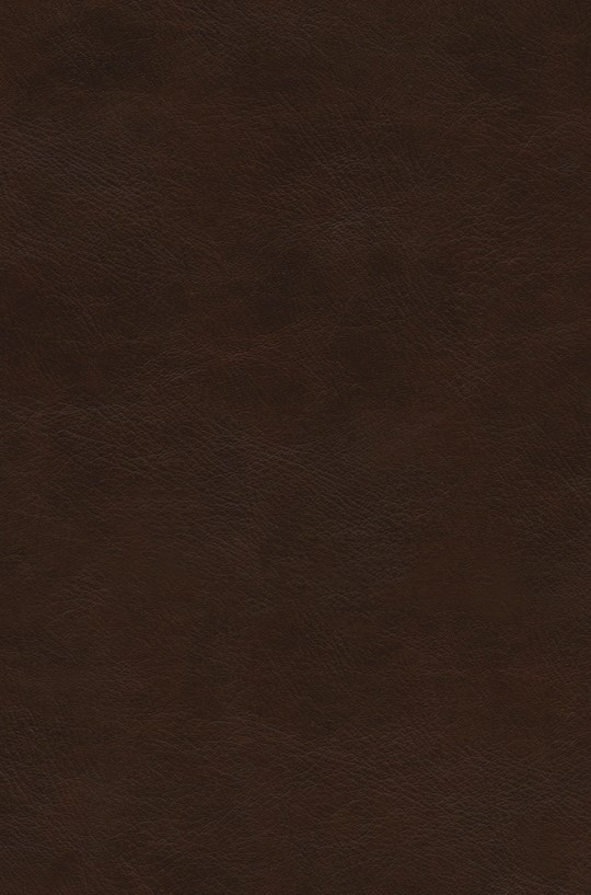 ESV Preaching Bible-Deep Brown TruTone Over Board | SHOPtheWORD