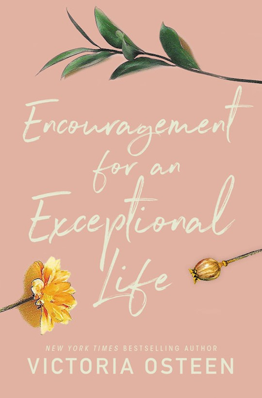 Encouragement For An Exceptional Life (Sep) by Victoria Osteen | SHOPtheWORD