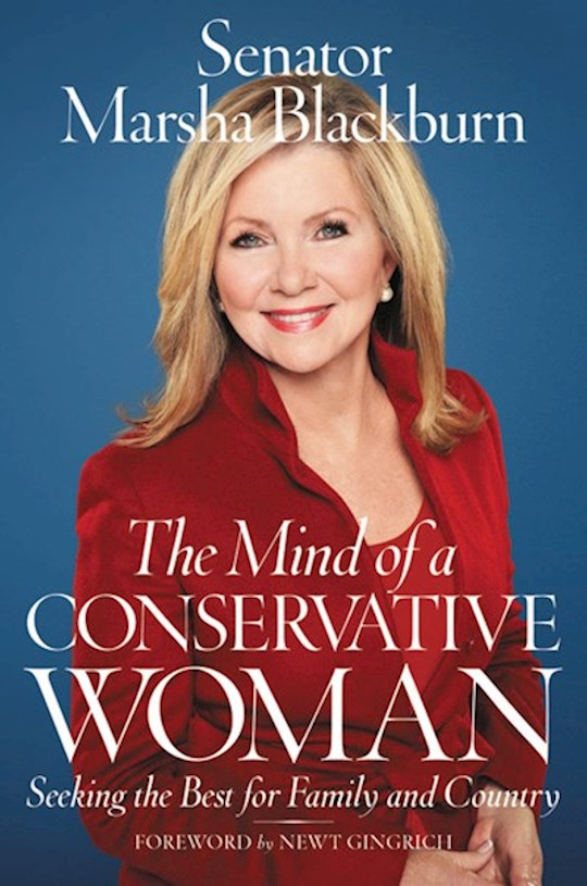 The Mind Of A Conservative Woman by Marsha Blackburn | SHOPtheWORD